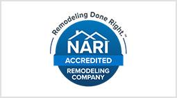 NARI Accredited